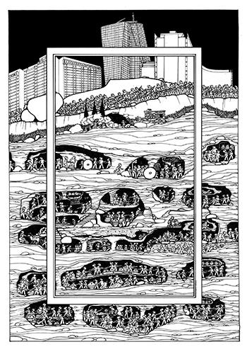 Katakombes Thesmoi Oia 1