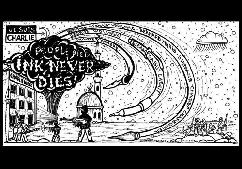 Ink Never Dies...