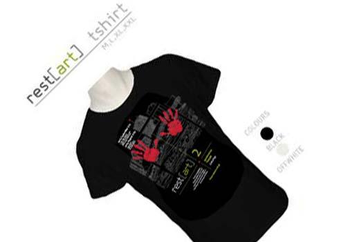 Skitsa Tshirt 001 Black 2015