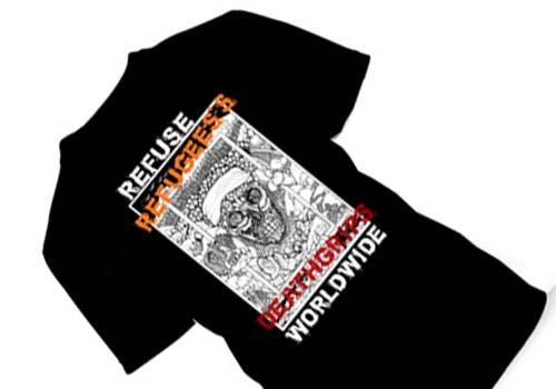 Skitsa Tshirt 001 Black 2016