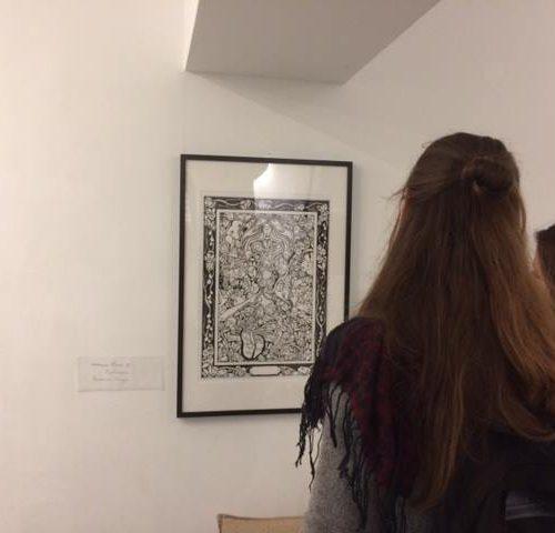 PSuART Gallery Skitsa Dandroleni 01