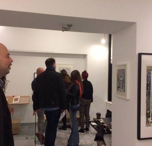 PSuART Gallery Skitsa Dandroleni 02